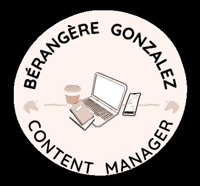 Bérangère Gonzalez | Content Manager Freelance